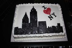 New York City Birthday Party Ideas | Photo 1 of 9 | Catch My Party