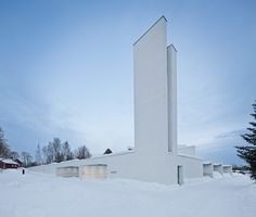 Avanto Architects - Chapel of St.Lawrence - bell tower