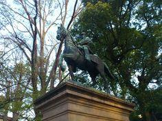 有栖川宮記念公園。