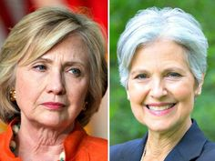 Jill Stein a Clinton Pawn in Push for Recount     money grubbing opportunist !