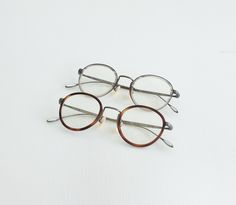 NAISSANCE / GLASSES color : silver-clear , brown-clear