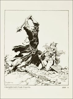Frank Frazetta's Lord of the Rings