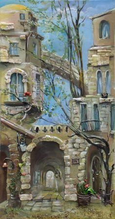 Street in The Old Jerusalem