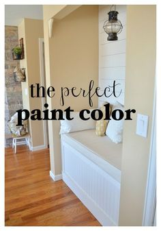 I get so many questions about our paint colors. Since nearlyour entire house is the same color, minus a few rooms, I figured it's time to let you in on my best kept secret…. —>Autumn Blonde by Sherwin Williams<— I loooove it. I will never, ever paint my house a different color. It is the...Continue Reading