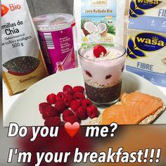 Un desayuno completo y delicioso !!!