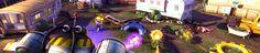 "GAMEZIK » Trailer ""Suburbination"" pour Plants VS Zombies Garden Warfare"
