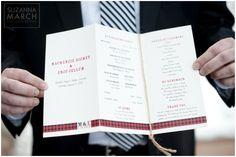 wedding programs, wedding invitations, buffalo plaid wedding, rustic weddings, winter weddings, invit layout, country rustic