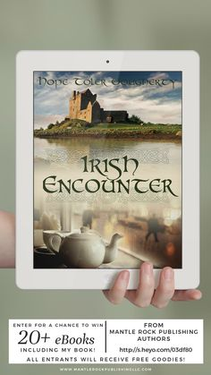 Here's a chance to win e-books from Mantle Rock Publishing! #IrishEncounter #giveaways #inspyromance #forbooklovers