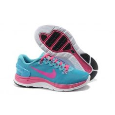 Genial Lichtblau Rosa Nike LunarGlide + 5 Shield Frauen Billige Schuhe | Cool Nike LunarGlide + 5 Shield Billige Schuhe | Nike Lunar Billige Schuhe Online | schuhe-billig.net