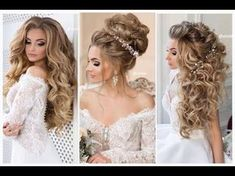 The Most Popular and NEW Hairstyles Tutorials 2016 - YouTube