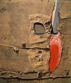 Alberto Burri, Sacco 5P, 1953, Fondazione Burri, Città di Castello