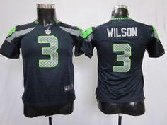 Nike jerseys for Cheap - Buy Nike NFL Seattle Seahawks #3 Russell Wilson black jerseys[all ...