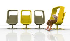 1   A Chair That Shields You From Snooping Coworkers   Co.Design: business + innovation + design