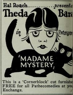 'Madame Mystery'