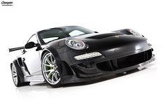 Porsche GT3 RSR Street