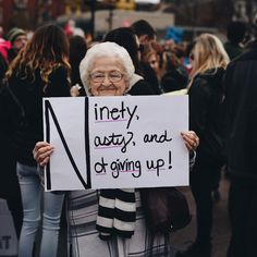 The Best Signs From Women's March