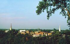 Fredericksburg Skyline