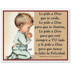α JESUS NUESTRO SALVADOR Ω: ORACION DE LOS PADRES POR LOS HIJOS, Danos sabidur...