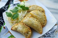 These easy beef empanadas become even easier to make when you use frozen pie pastry roll out crusts!