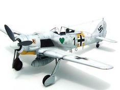 1/48 Otaki Fw-190 A-8  Gallery Article byThang Le