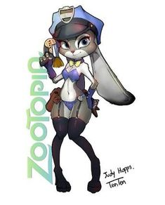 Browse the best of our 'Zootopia' image gallery and vote for your favorite! Cartoon Kunst, Cartoon Drawings, Cartoon Art, Furry Pics, Furry Art, Sexy Cartoons, Zootopia Judy Hopps, Zootopia Fanart, American Cartoons