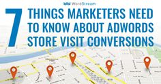 The new Google Maps Local Search ads and in-store conversions are a killer combo. Here are 7 things you need to know about…