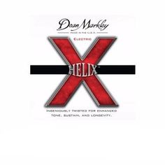 Dean Markley HELIX HD Electric Guitar Strings