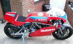 Ducati tt 1 replica