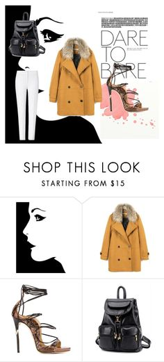 """StaceyStyles"" by staceyreneestyles ❤ liked on Polyvore featuring Dsquared2, BeiBaoBao, ESCADA, women's clothing, women's fashion, women, female, woman, misses and juniors"