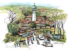 Kenya: A Transformational Experience | Urban Sketchers