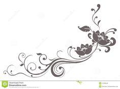 Lotus Flower Pattern Royalty Free Stock Image - Image: 12329546