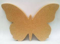 Lovely MDF shape available in different heights and thicknesses Choose for a nice chunky shape that stands up well on its own at 12 high As Wooden Letters, Butterfly, Shapes, Nice, Wood Letters, Nice France, Butterflies