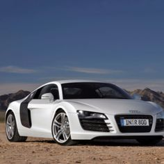 Audi R8..... A girl can dream...