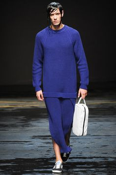 #ChristopherShannon Fall #2014 #Menswear #Collection