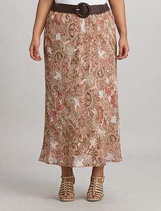 Maxi skirts dress barn