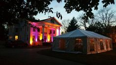 Bauer's Tents & Party Rentals - call for details and pricing- Location: Historic Boehne House Lincoln Avenue, Yard Wedding, Tents, Gazebo, Outdoor Structures, Weddings, Party, Photography, House