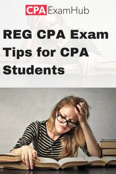 REG section tips for the CPA exam.