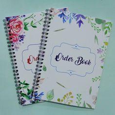 Order Book - digunakan untuk rekap data customers Order Book, Notebook, Books, Libros, Book, Book Illustrations, The Notebook, Exercise Book, Libri