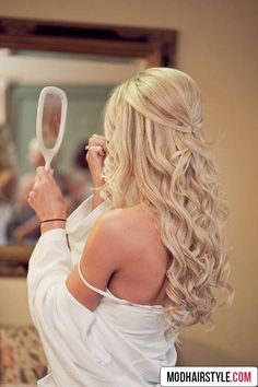 30 Gorgeous Wedding Hairstyles