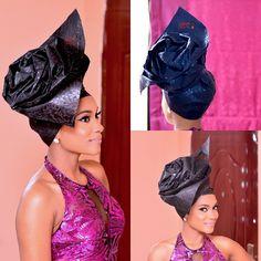 Hot Avant Garde Gele Trend Alert ...Check It Out - Wedding Digest NaijaWedding Digest Naija