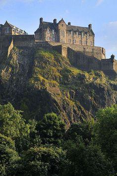 Edinburgh Castle,Edinburgh,Scotland...this is an amazing place - loved it!