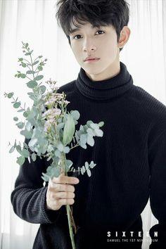 Samuel's Photo Teasers    #Samuel #KimSamuel #Sixteen #Produce101S2