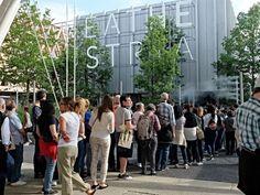 Austria 50 minuti, Italia un'ora e 40: domenica in coda a Expo