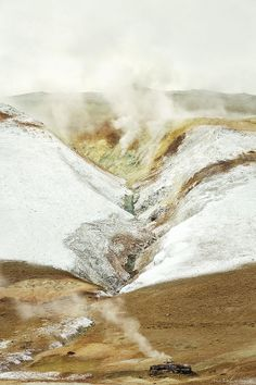 námafjall geothermal field, northeast iceland | nature + landscape photography