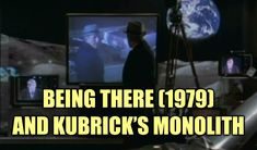 The movie that got Kubrick's monolith - Being There (1979) film analysis