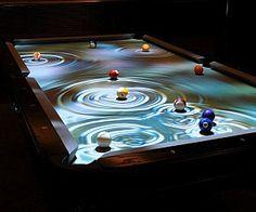 interactive-billiards-table