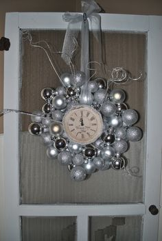 Great New Year Wreath