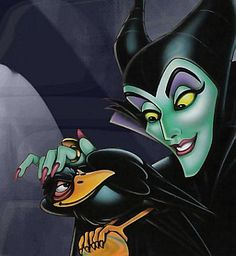 Maleficent, always my favorite