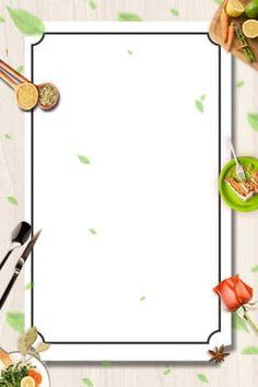 food western food frame simple Food Background Wallpapers, Food Wallpaper, Food Backgrounds, Background Images, Food Menu Design, Food Poster Design, Food Festival, Pizza Background, Comida Pizza