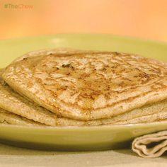 Daphne Oz's Cinnamon Toast Pancakes! #TheChew #Breakfast #Pancakes #CinnamonToastPancakes